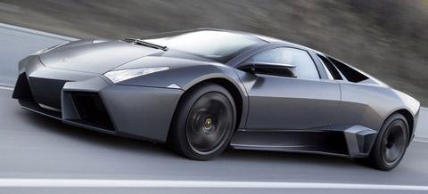Lamborghini Reventon Autors: darons 5 dargākās 2009/2010gada automašīnas