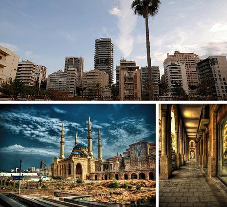 Beirūta Libānas lielākā... Autors: Fosilija Pasaules skaistākās senās pilsētas