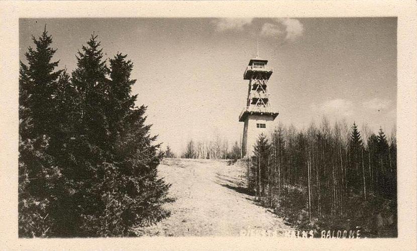 Riekstu kalns atrodas Baldones... Autors: LittleWolf Baldones observatorija - vienīgā Latvijā