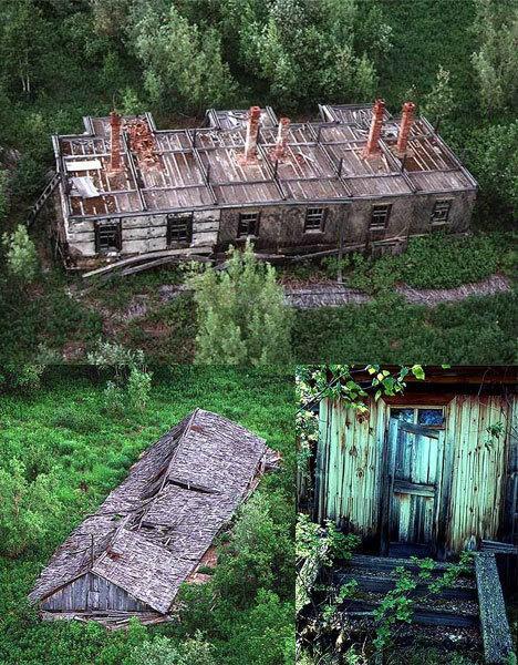 Pamests cietums Gulagā Autors: coldasice Ražots un aizmirsts PSRS.