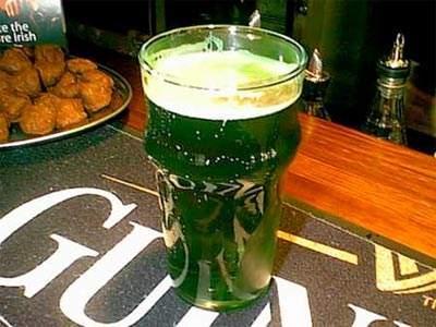 Zaļais alus Diemžēl nekāda... Autors: KinDzaDza Ēdieni dīvainās krāsās
