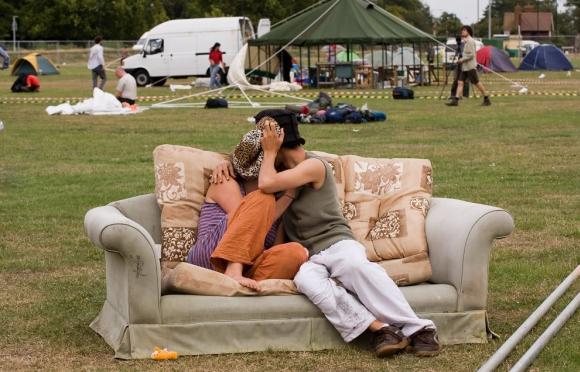 Pārītis skūpstās Londonā pēc... Autors: vitux Skūpstu kolekcija