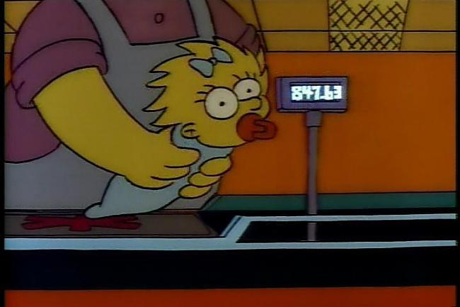 Katras sērijas sākumā kur... Autors: Fosilija Daži fakti par Simpsoniem.