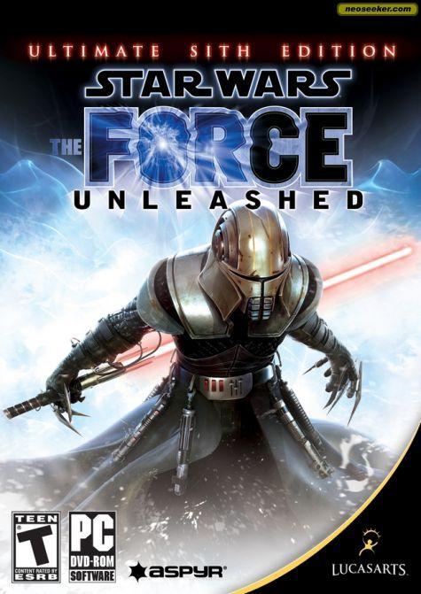 Star Wars The Force Unleashed Autors: Area51 2009 gada PC Spēļu Top 10