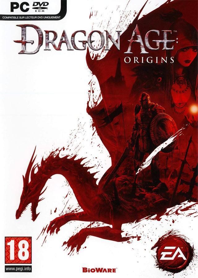 Dragon Age Origins Autors: Area51 2009 gada PC Spēļu Top 10