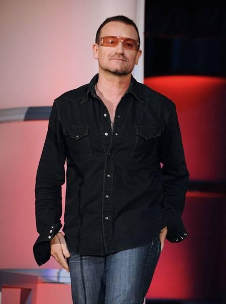 Grupas U2 solists Bono 169m Autors: Eidžā Seksīgākie mazie vīrieši pasaulē
