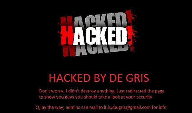 Autors: mechanicalme WACKEN mājaslapā paviesojies kāds hakeris...