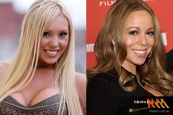lai gan viņas priekšvēlšanu... Autors: Fosilija Mariah Carey=pornstar??