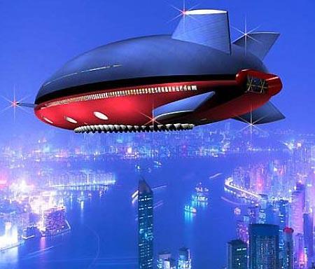 Aeroscraft  Šī lidojošā... Autors: llellde Nākotnes viesnīcas