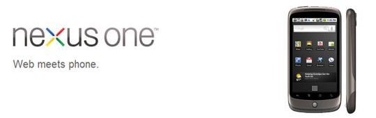 Autors: bobiks Iznācis pirmais Google tālrunis Nexus One