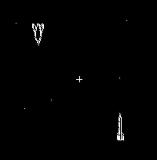 1962 gadā Stīvs Rusels radīja... Autors: pedogailis Vecākās datorspēles
