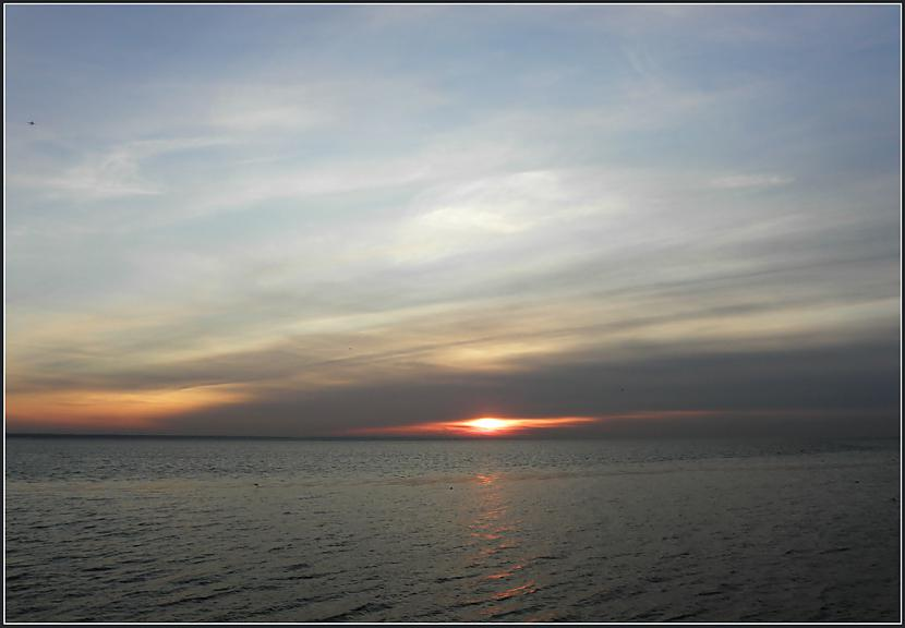 Autors: stokijs Anticiklons DIRK,aukstums un smukas debesis