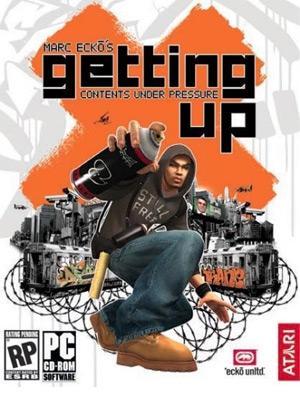 Autors: Fosilija Datorspēles recenzija: Marc Ecko's Getting Up