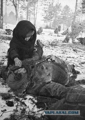 Nogalināta māte Autors: LAGERZ Bērni 2 pasaules kara laikā