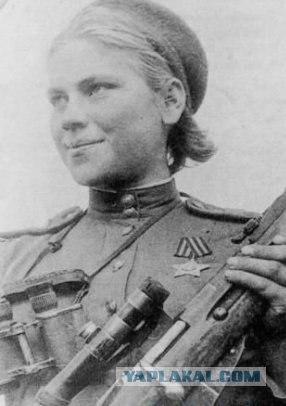 Roza ŠaņinaSnaipere Autors: LAGERZ Bērni 2 pasaules kara laikā