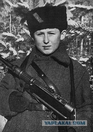 Kolja Ljubičevs partizāns Autors: LAGERZ Bērni 2 pasaules kara laikā