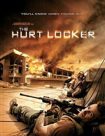 Best Picture The Hurt Locker Autors: BLACK HEART 2010 Oscar Nominations