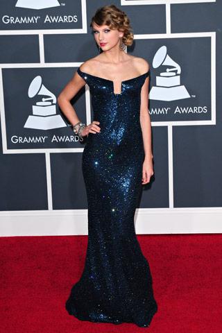 Taylor Swift in Kaufman Franco Autors: kerli121 52nd Grammy Awards