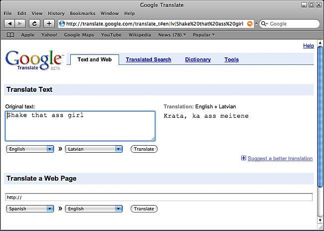 Autors: Kedas Google tulkotājs.