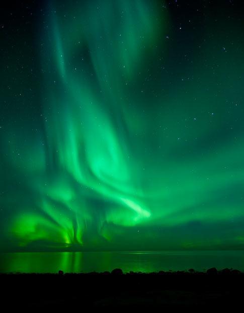 Ziemeļblāzma rodas kad Solārie... Autors: KingOfTheSpokiLand Ziemeļblāzma Norvēģijā!
