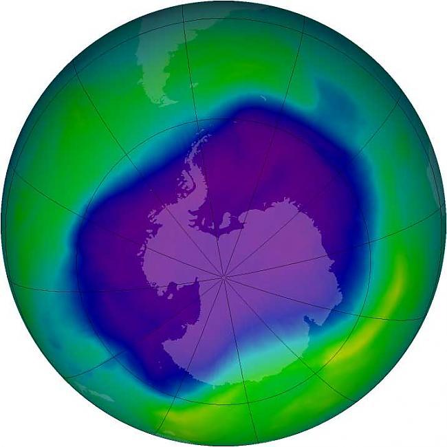 Ozona slāņa samazināšanās... Autors: pedogailis Pastradienas scenāriji