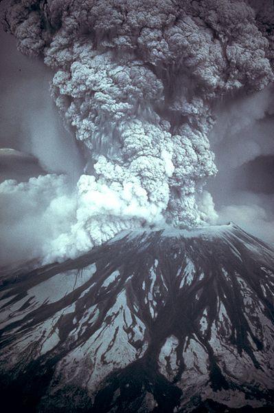 Senthelensa vulkāna izvirdums... Autors: MrFreeman Volcanos