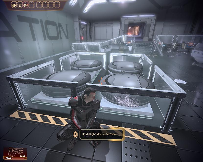 Tāds nu mums neveiksmīgs... Autors: RūdisPH Mass Effect 2 recenzija.