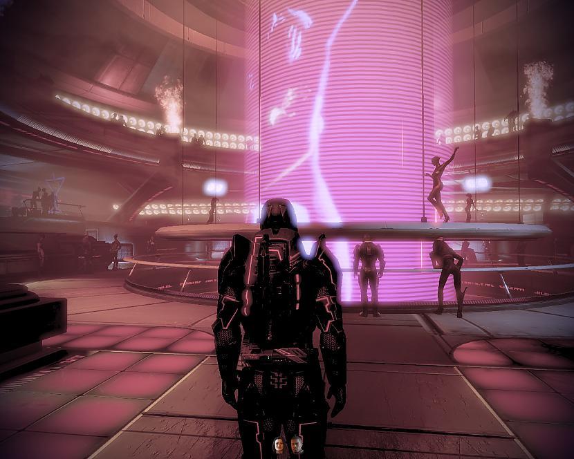 Afterlife naktsklubs Autors: RūdisPH Mass Effect 2 recenzija.