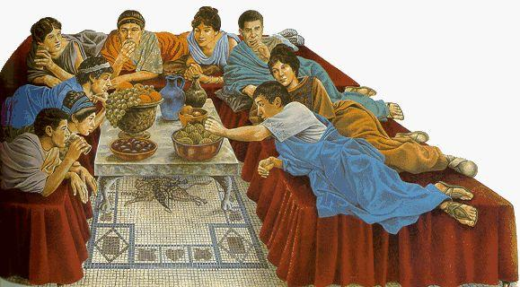 Ļoti svarīga romiešu dzīves... Autors: gurkjis Nezināmā Senā Roma! Fakti!