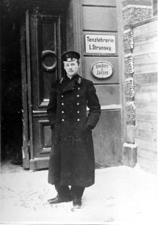 Frīdrihs Canders Rīgā 1908g... Autors: Sperovs Frīdrihs Canders
