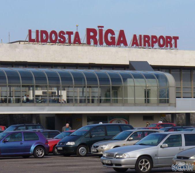 """Autors: Anziz Starptautiskā lidosta """"Rīga"""""""