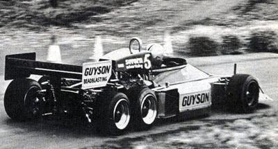 March jau 1977 gadā izmēģināja... Autors: Burns Tādas bijušas formulas!