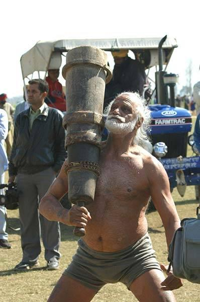 Indijā īpaša uzmanība tiek... Autors: pusniks Mini Olimpiskās spēles Indijā