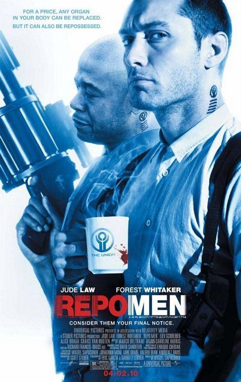 REPO MEN 2010 Theatre Date... Autors: Gangsters Šausmu filmu mīļotājiem...