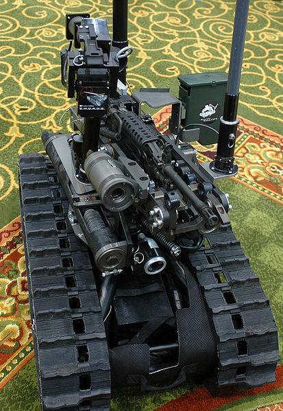 Attēlā Militārās kaujas robots... Autors: The chosen one Interesantie roboti.