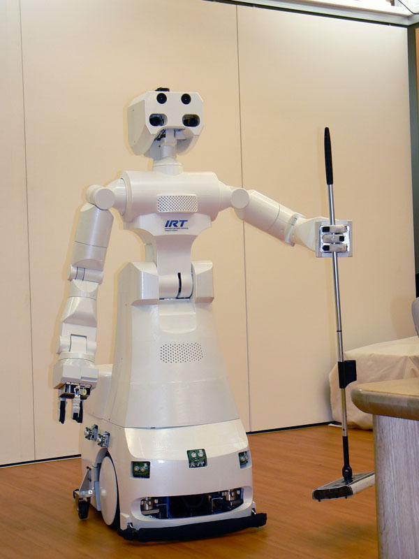 Šis robots var paveikt pašus... Autors: The chosen one Interesantie roboti.