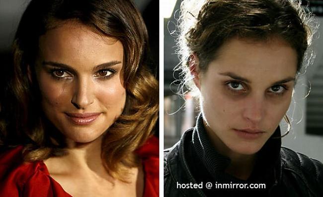 Natalie Portman vs Elsa Sophie... Autors: FANS007 Paskat, Cik Līdzīgi! :D
