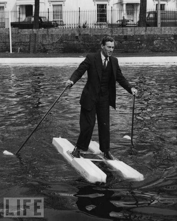 SeaShoes 1962 Patieskāpēc gan... Autors: augsina Dullie izgudrojumi