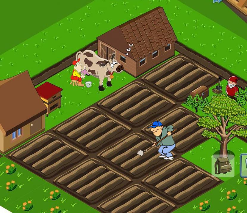 Nu te fermas ikdiena gotiņa... Autors: Fosilija Šausmas kas notiekās  Draugiem.lv spēlē Ferma