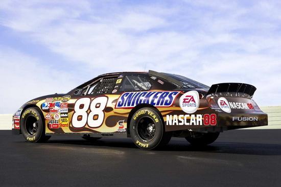 Autors: Persona NASCAR automašīnu uzbūve