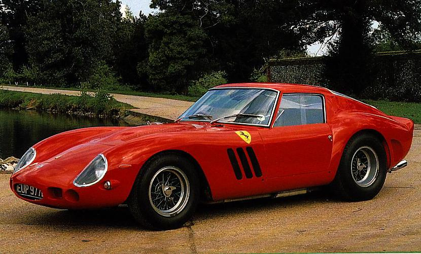 Ferrari 250 GTO  285 miljoni... Autors: Nevaritis Pasaulē dārgākie sadauzītie auto..