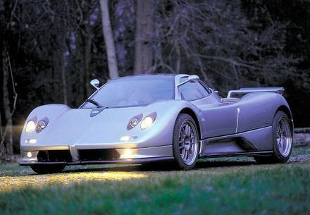 Pagani Zonda S  750 000... Autors: Nevaritis Pasaulē dārgākie sadauzītie auto..