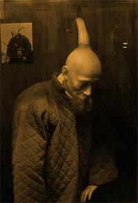 Wang cilvēks ar ragu... Autors: augsina Pasaules dīvainākie cilvēki.