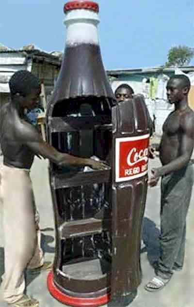Ja pudelē ar mazkaloriju... Autors: Minceniiite Coca - Cola