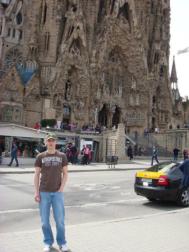 Baznīca Autors: Santaniņa Barselonas skasitums 28.03.2010