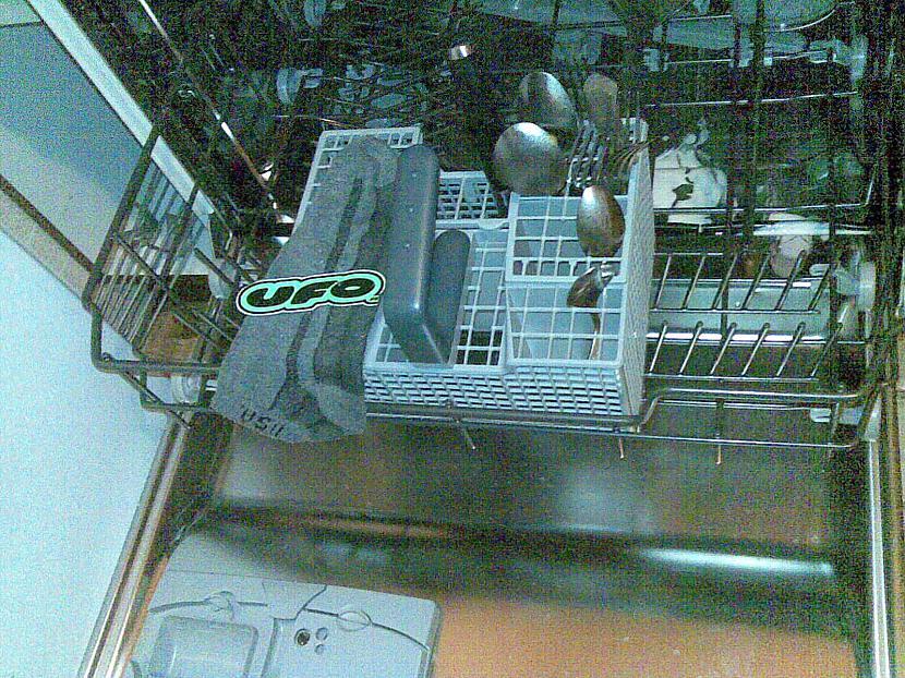 Autors: UfO PLAST Zeķe iekš trrauku mazgājamās mašīnas