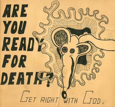 Autors: Fosilija gari par nāvi... :crazy:
