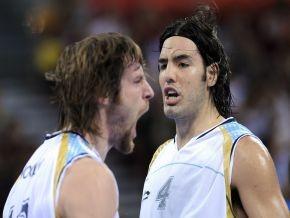Andreass Nočioni un Luiss... Autors: Robbijs Pret ASV spēlēs Argentīna
