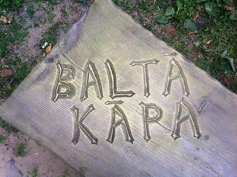 Fragments no soliņa pie... Autors: ddaaggmmaarraa Baltā kāpa