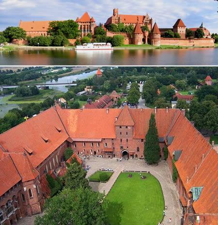 Malbork Castle Malbrokas pils... Autors: Grandsire 10 Fascinējošas Pilis